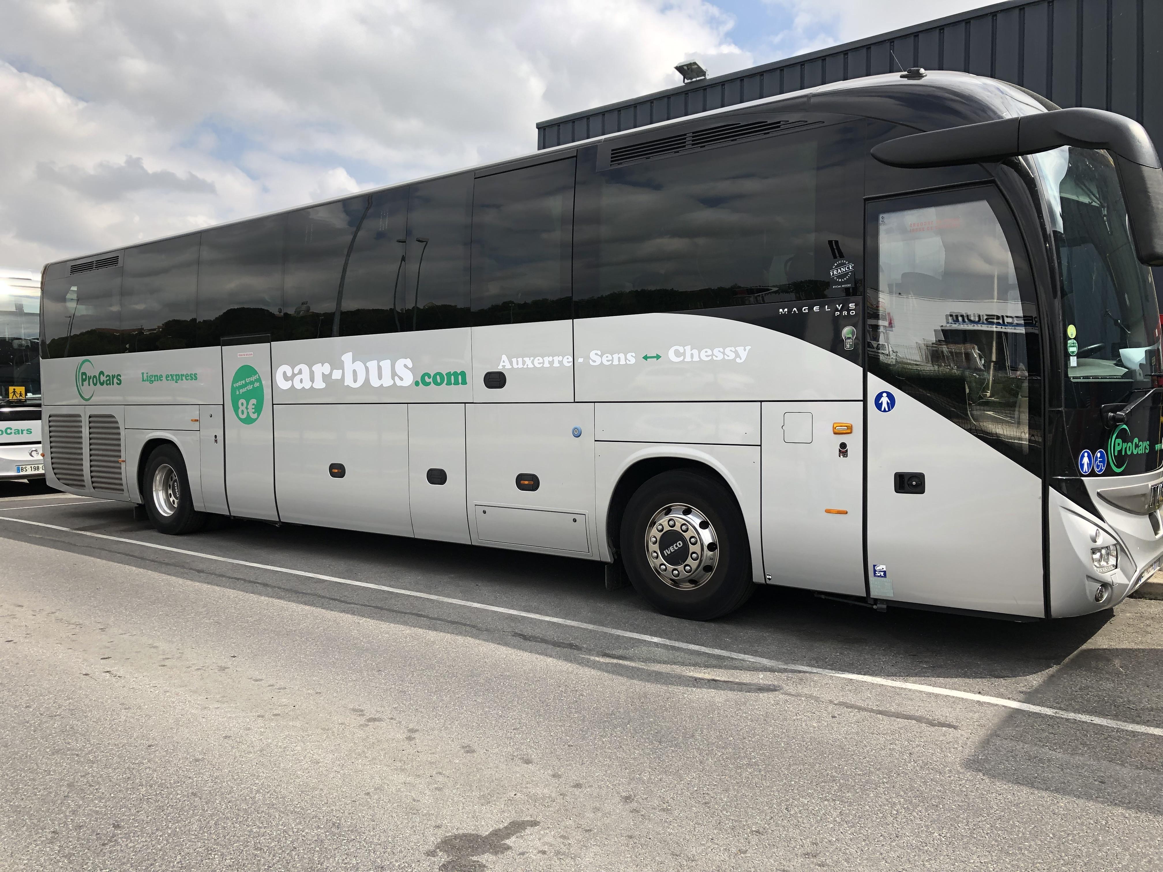 Car-bus - Accueil